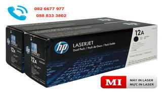 Mực in laser HP Canon Ricoh, mua mực được máy