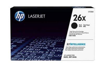 Mực in laser HP 26A 26X thần thánh